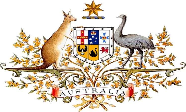 Quốc huy và những biểu tượngcủa nước Úc