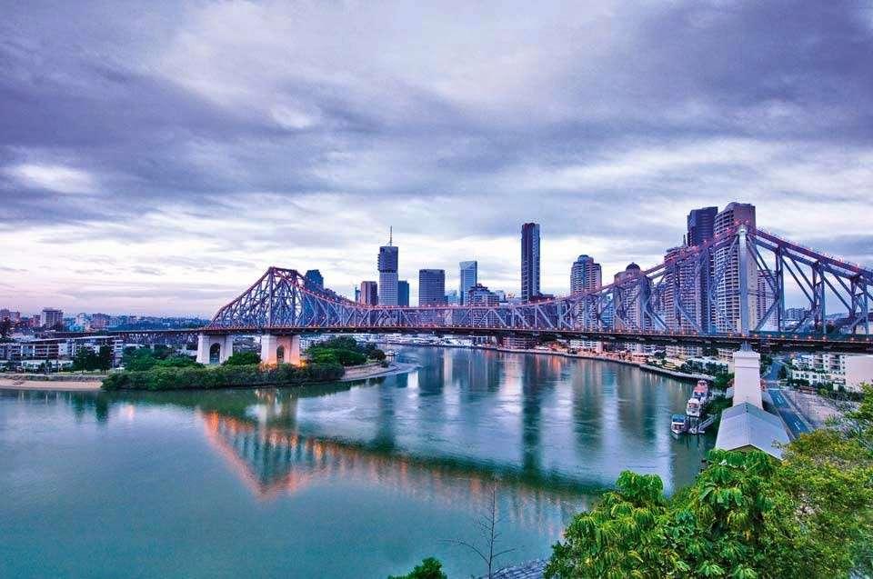 Thành phố Brisbanebang Queensland