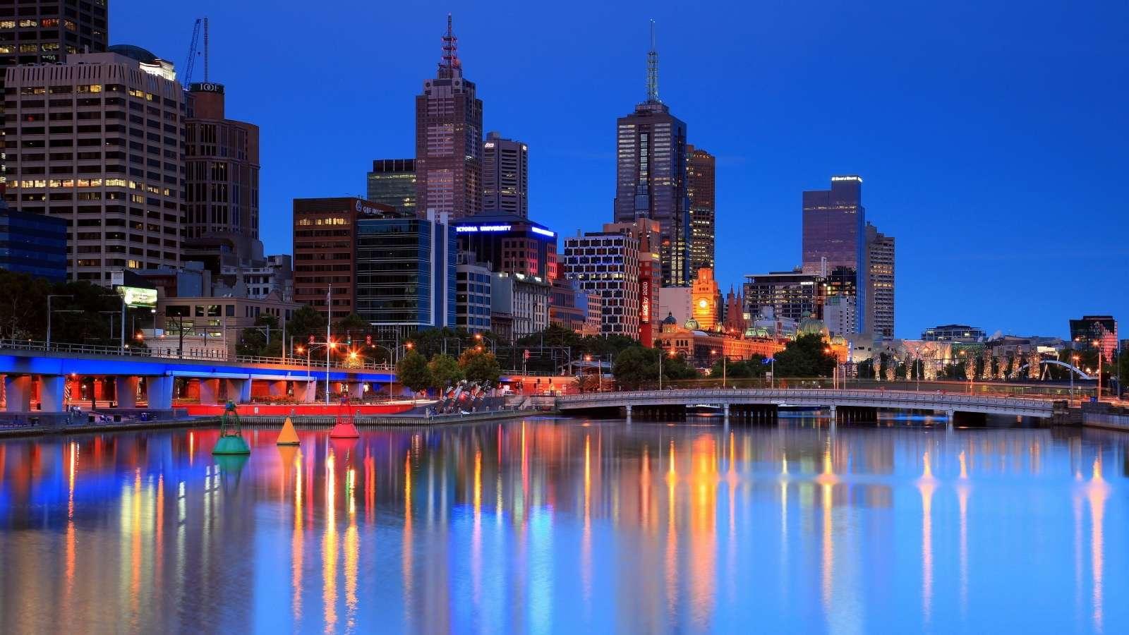 Thủ phủ bang Victoria – Melbourne