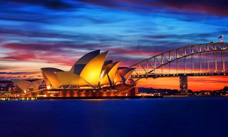 Các thành phố lớn của Úc ai cũng muốn sống thử một lần