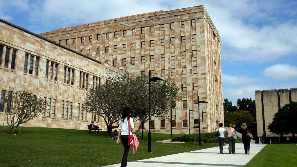 Trường Đại họcQueensland