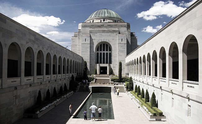 Đài tưởng niệm chiến tranh (Australian War Memorial)
