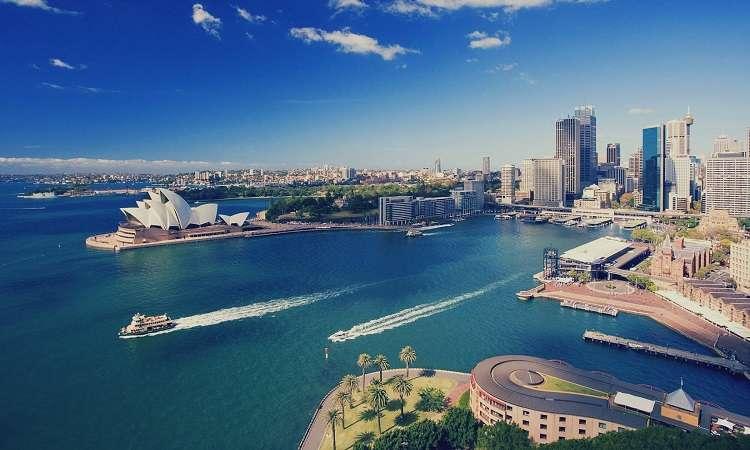 Úc cách Việt Nam mấy tiếng?