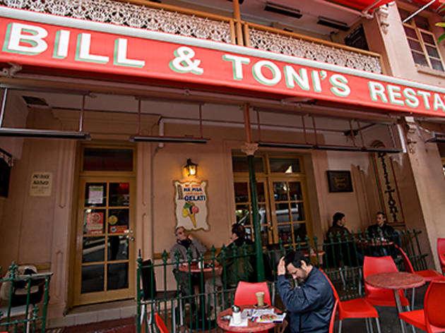 Bill & Toni