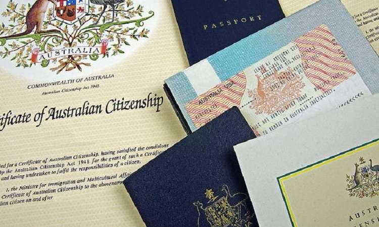 Giấy tờ cần thiết cho visa 309 bảo lãnh vợ chồng sang Úc