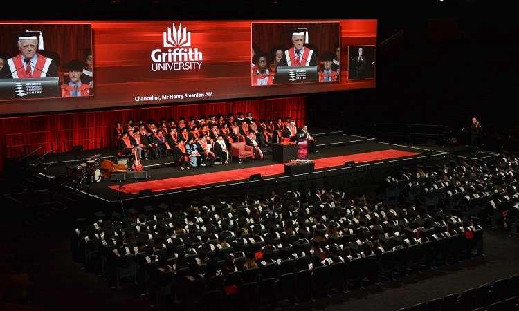 Học bổng Danh dự ĐH Griffith Úc Pro Vice Chancellor ngành Khoa học 2017-2018