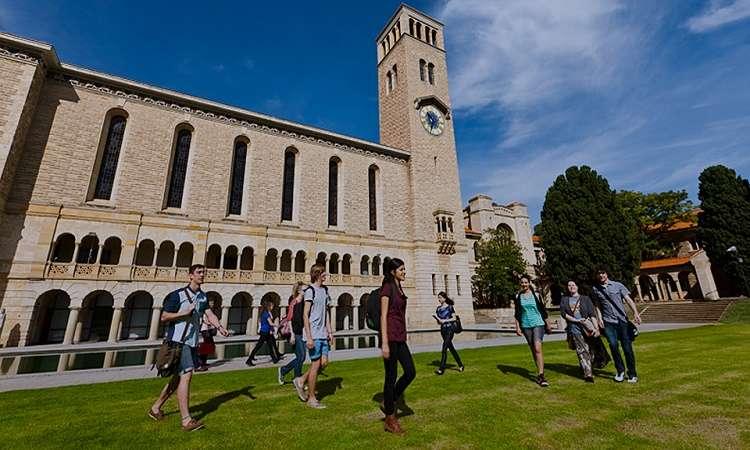 Học bổng ĐH Western Australia International Research Training Program 2017-2018