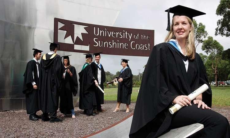 Học bổng Tiến sỹ ĐH Sunshine Coast Úc hợp tác Cục Hợp tác quốc tế VN 2017-2018