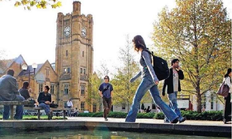 Danh sách các trường Đại học ở Melbourne, Úc