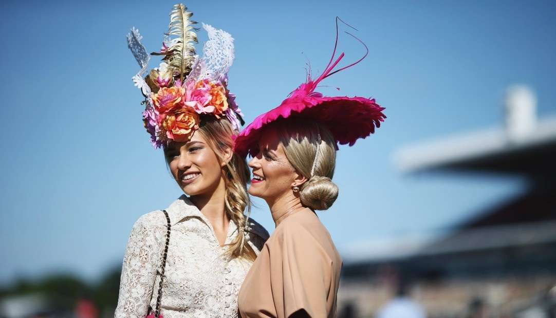 Thời trangtrong giải đua ngựa Melbourne Cup
