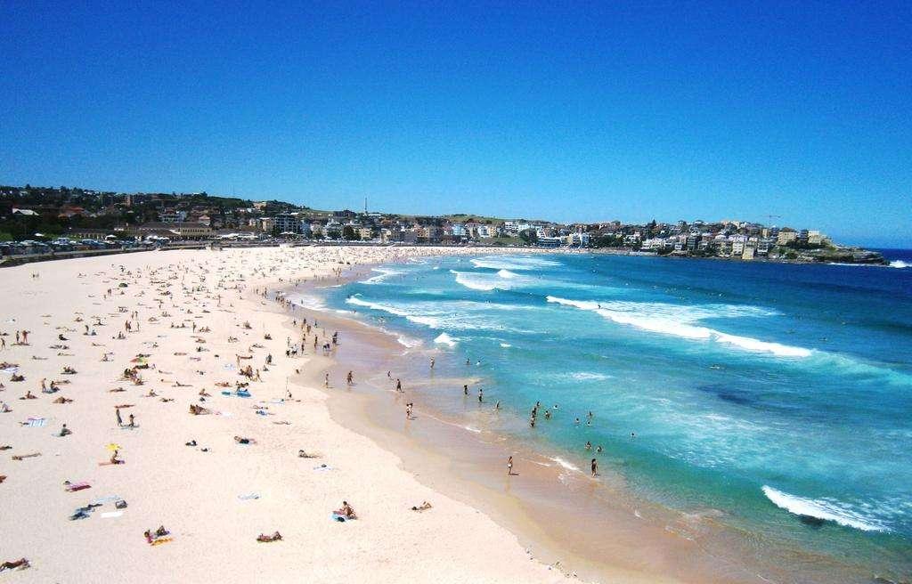 Du ngoạn biển xanh tại Sydney vào mùa hè ở Úc