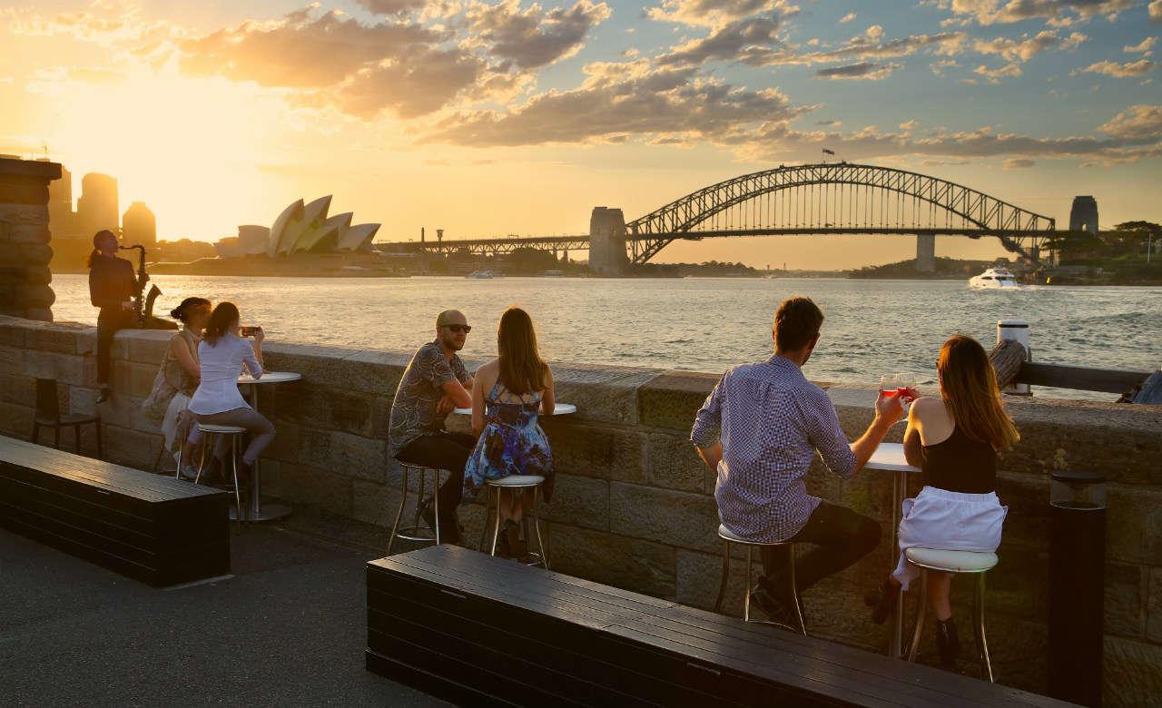 Thời tiết ở Sydney vô cùng đẹp ở bất kỳ thời điểm nào