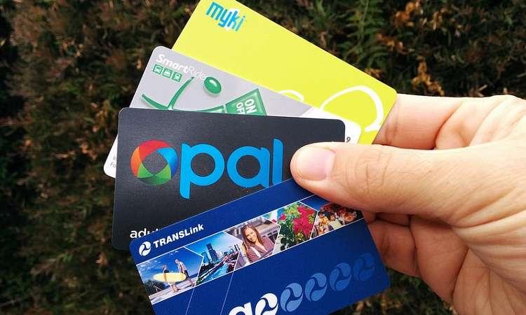 Tổng hợp những loại vé thẻ giao thông đi lại ở Úc mỗi thành phố