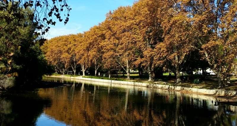 Thời tiết mùa thu ở P erth đầy nắng ấm
