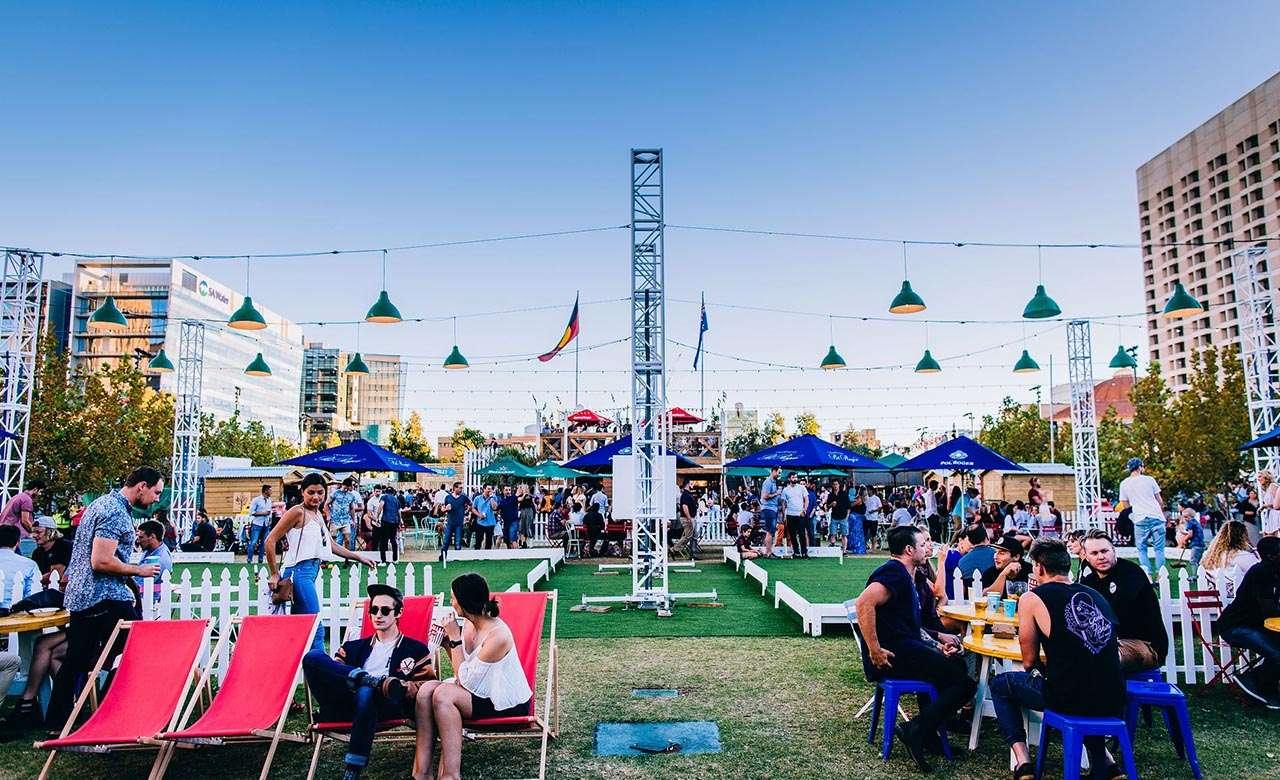 Mùa hè Brisbane