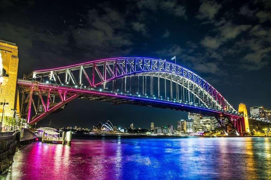 Cầu cảng Sydney Úc