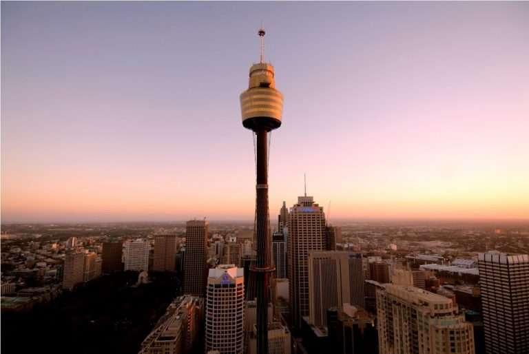 Tòa tháp Sydney Tower