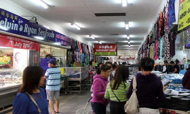 Người Việt ở Melbourne Úc tập trung chủ yếu ở khuFootscray