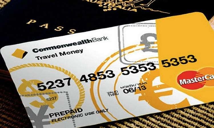 Thẻ ngân hàng Commonwealth bank