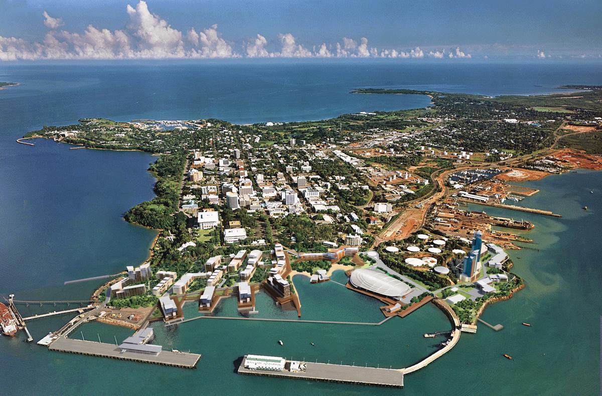 Cuộc sống ở Darwin Úc - Thành phố gợi nhiều thú vị và cảm hứng nhất