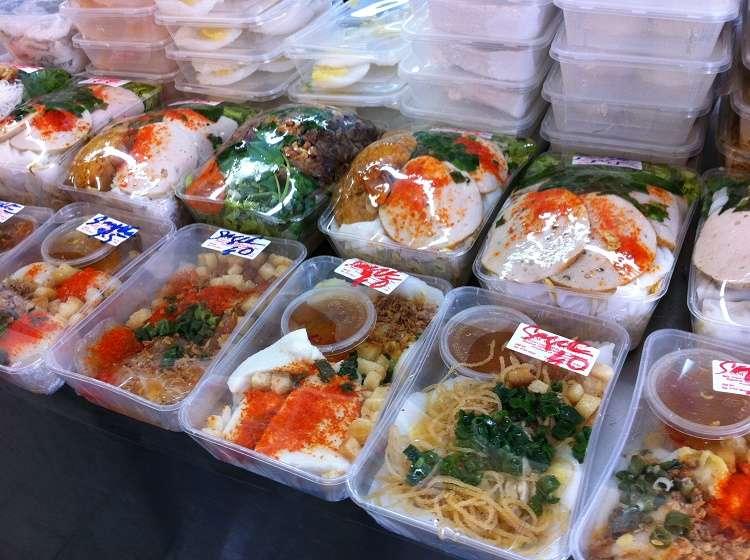 Những món ăn đậm hương vị Việt tại khucộng đồng người Việt Sydney