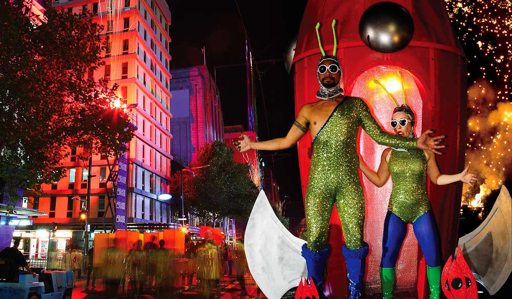 Adelaide được mệnh danh là thành phố lễ hội
