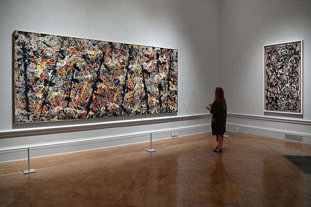 Những bức tranh nghệ thuật đặc sắc tại bảo tàng