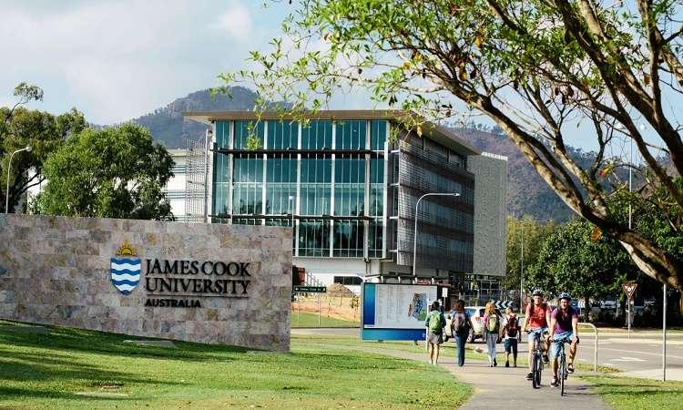 Học bổng Úc sau ĐH trường ĐH James Cook 2018 ngành Nghệ thuật sáng tạo