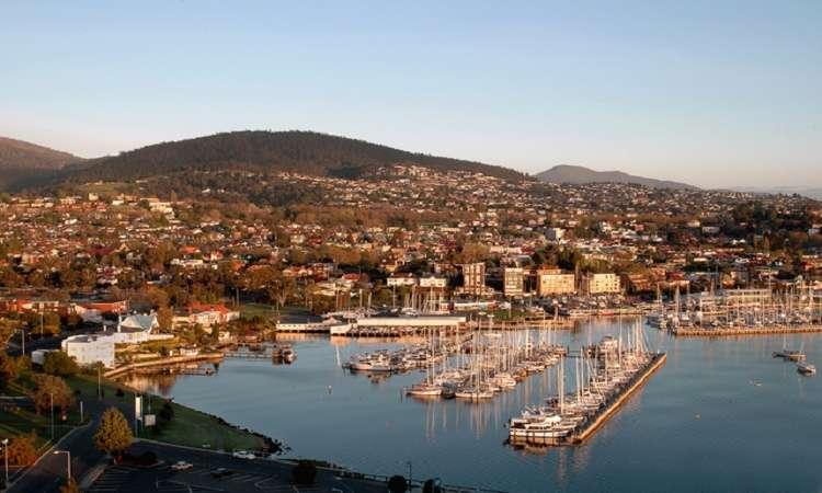 Hobart - thủ đô của bang Tasmania