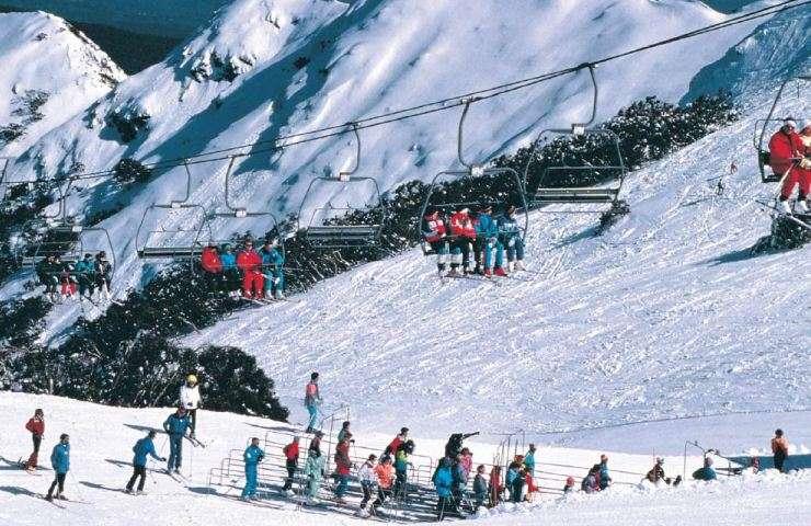 Nhiều trải nghiệm với tuyết tạiMount Buller