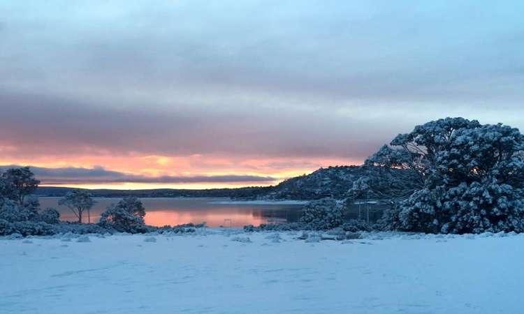 Mùa đông là thời gian đẹp trong năm ở Hobart