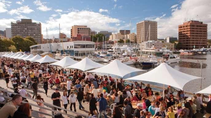 Lễ Hội Hương Vị Tasmania