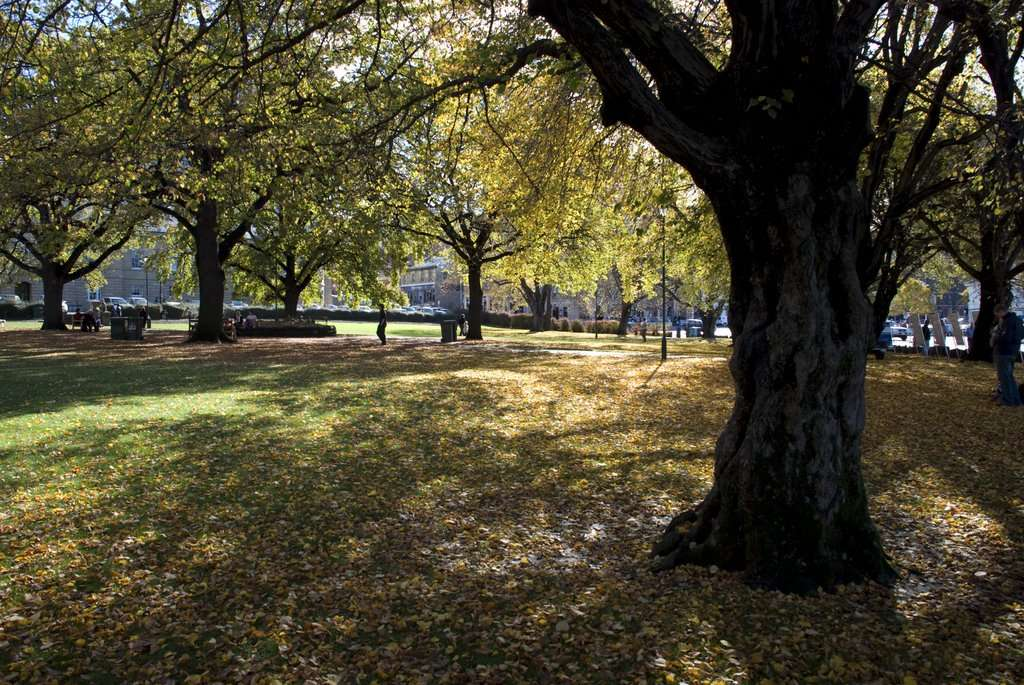 Khí hậu Hobart vào mùa thu