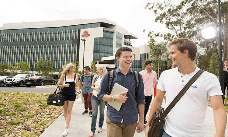 Điều kiện, ngành học, học phí Đại học Griffith University Australia