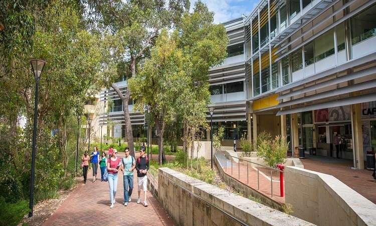 Học bổng cử nhân Úc, sau ĐH đa ngành Đại học Edith Cowan 2018