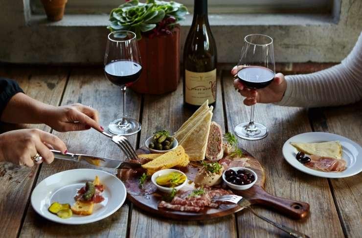 Rượu vang là đặc sản ở bán đảo Mornington