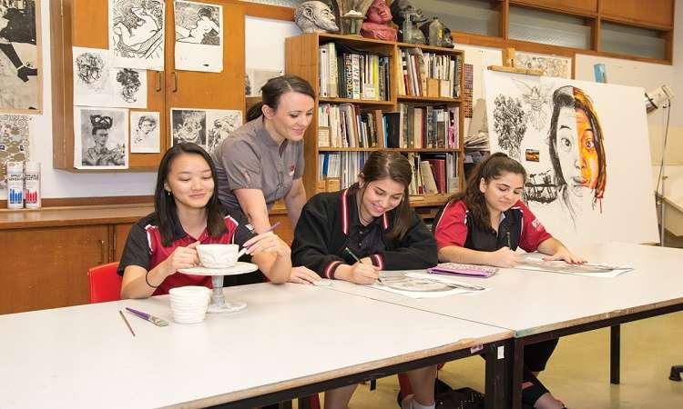 Các trường du học Úc THPT khu vực lãnh thổ phía Bắc