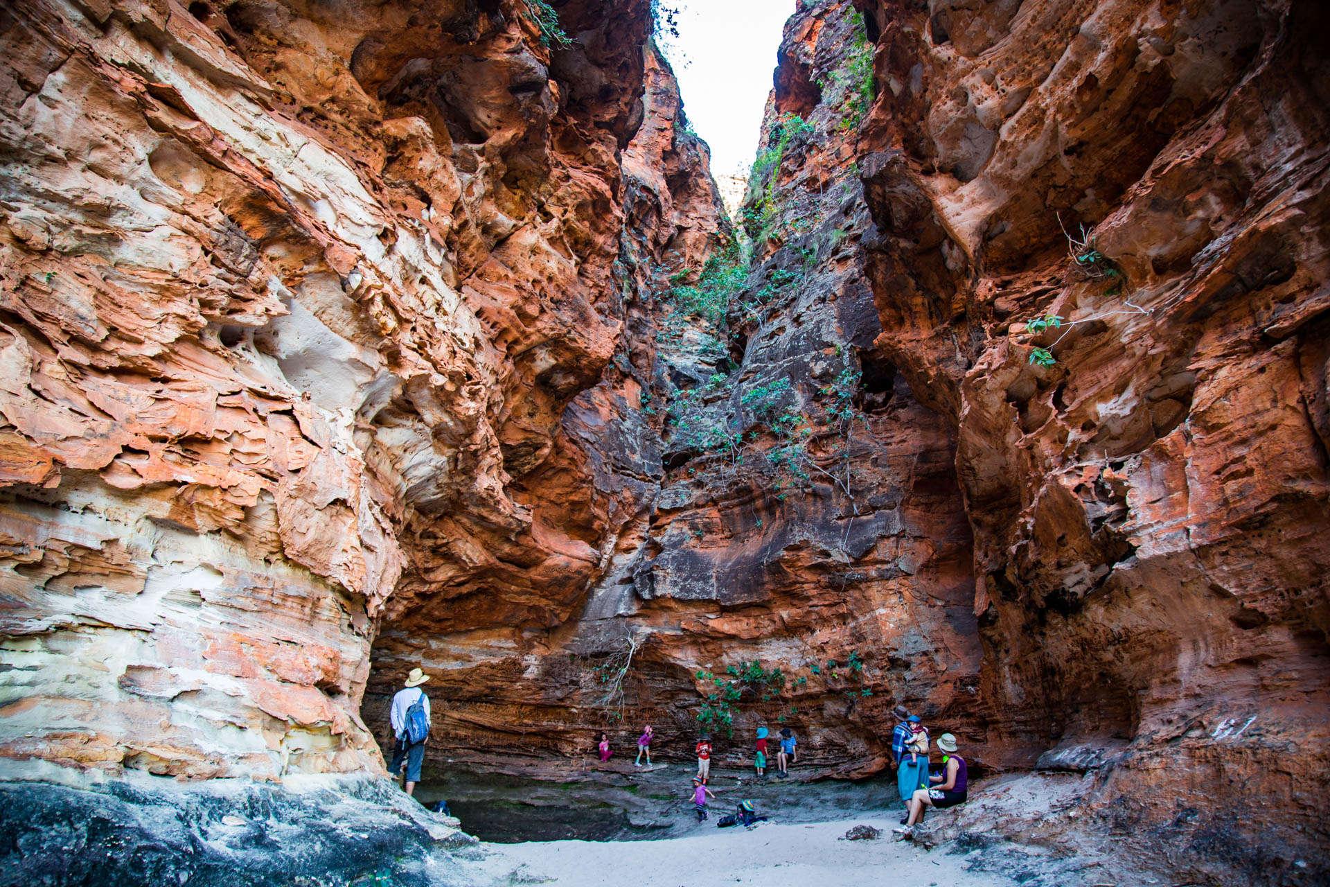 Purnululu National Park là điểm đến hấp dẫn nhiều du khách