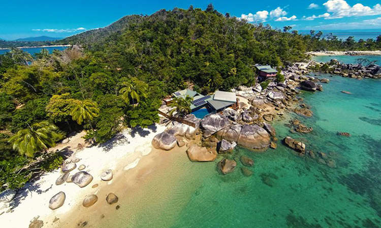 Đảo Bedarra Island Australia