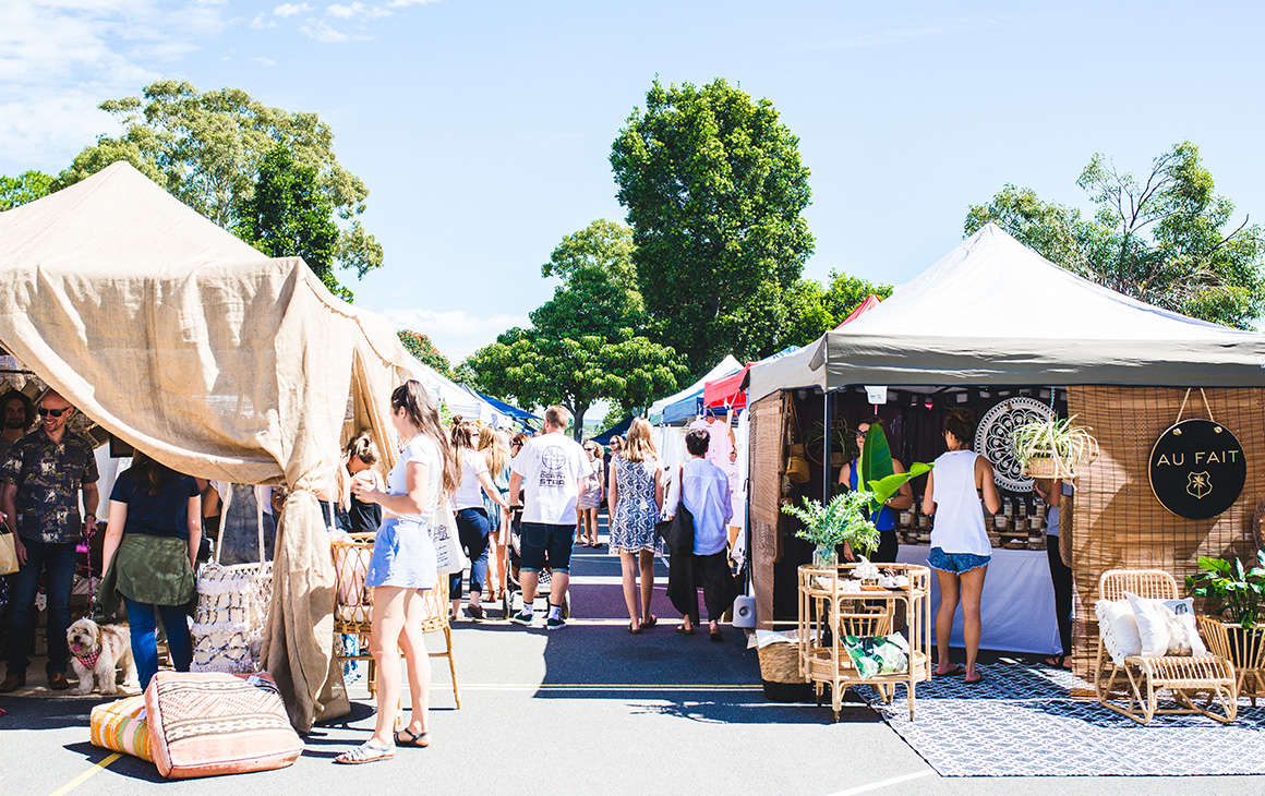 The Burleigh Heads Village Markets