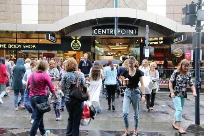 Trung tâm mua sắmCentrepoint