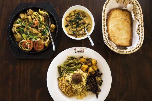 Món ăn ở Upali's