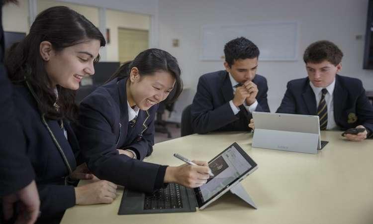 Trung học Westbourne Grammar School Australia: Điều kiện, học phí các bậc học