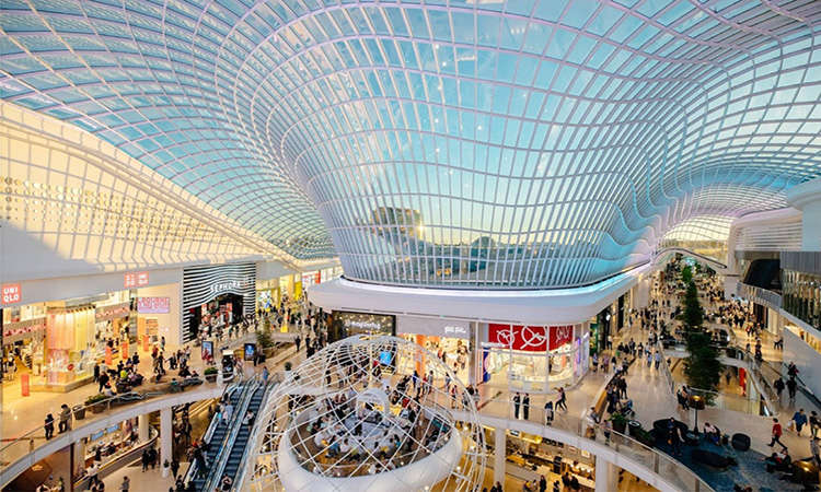 Trung tâm mua sắm Chadstone Shopping Centre Melbourne