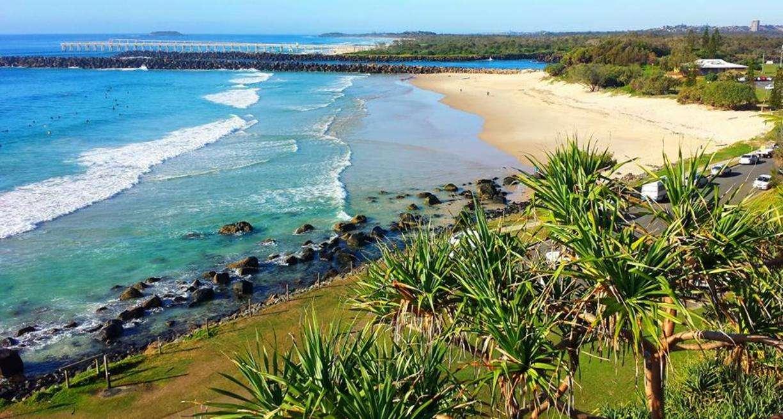 Duranbah Beach
