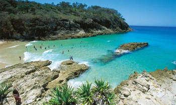 Các bãi biển ở Gold Coast Úc đẹp khó cưỡng!