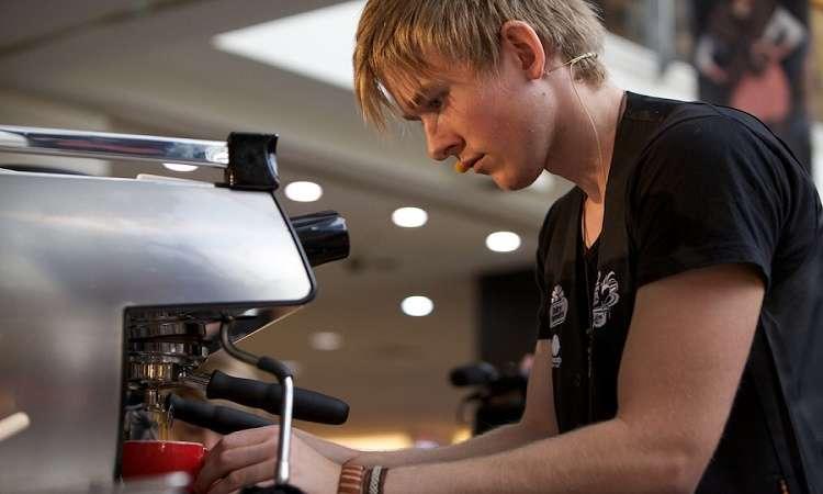 Cơ hội làm thêm nghề barista pha chê cà phê tại Úc với chứng chỉ nghề