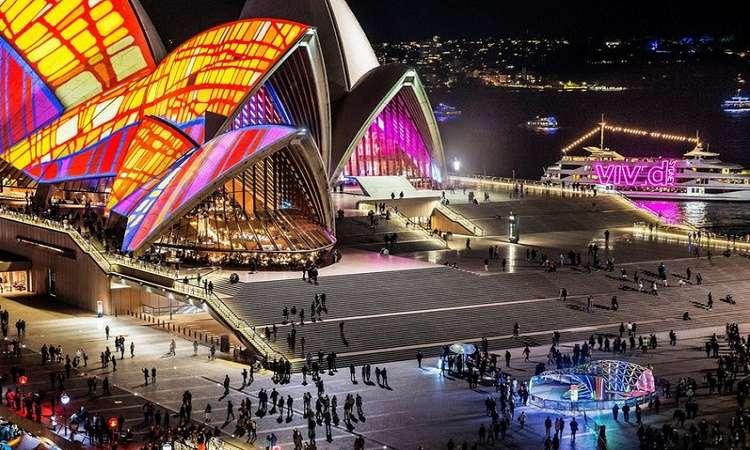 Lễ hội Vivid festival Sydney 2018 sắp diễn ra có gì thú vị?