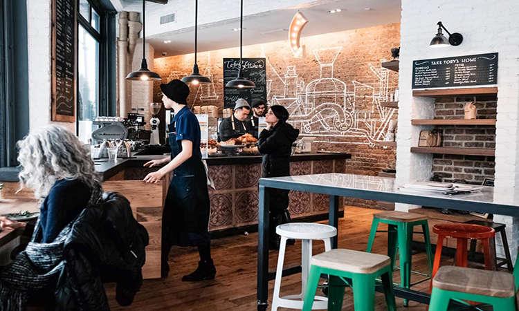 Toby's Estate Espresso Bar