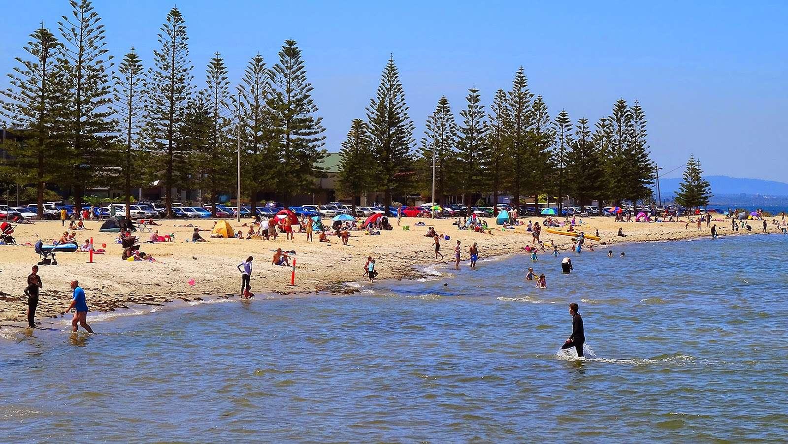 Bãi biển Altona